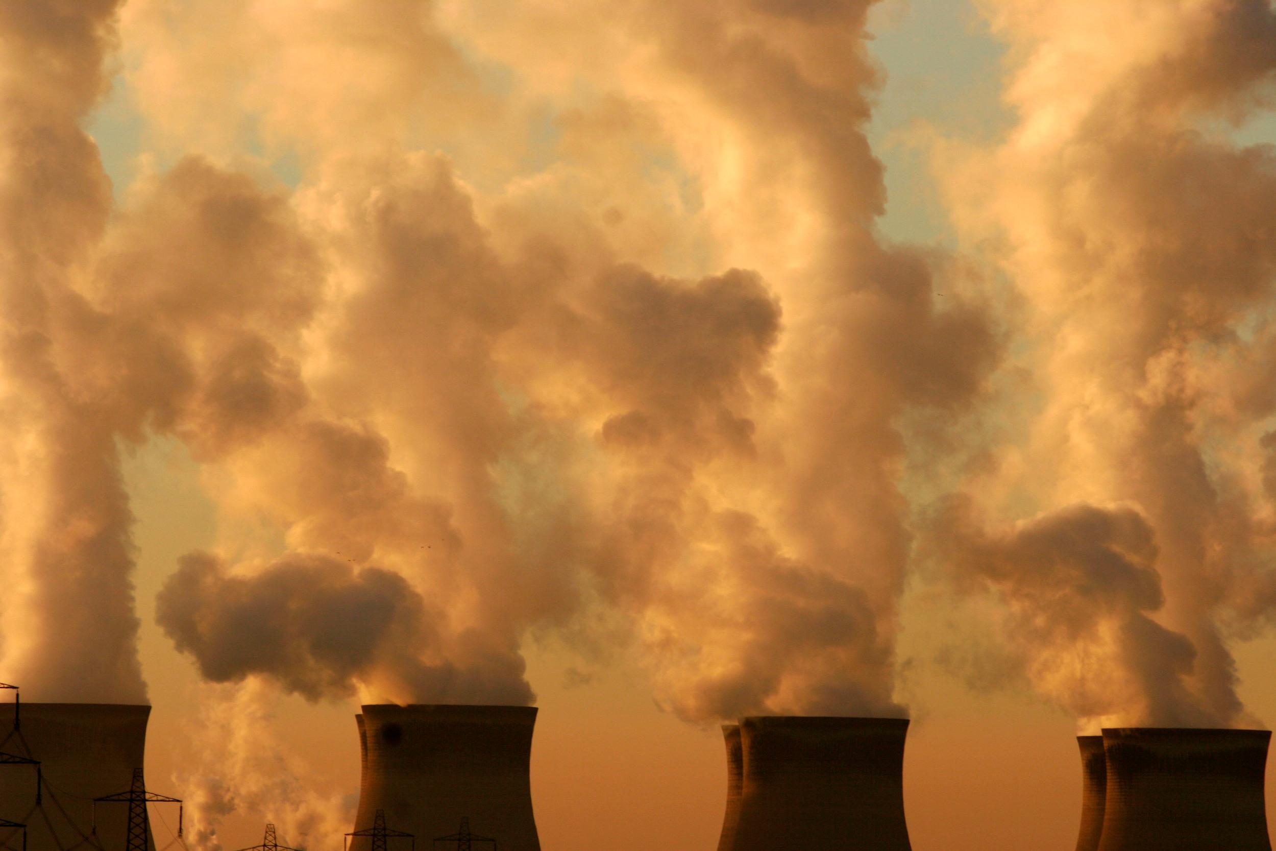 smokey chimneys